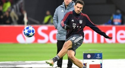 Chelsea and Spurs hold talks with Bayern Munich star's agent