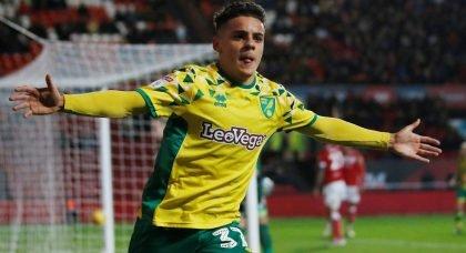 Tottenham eye £15million swoop for Norwich City starlet