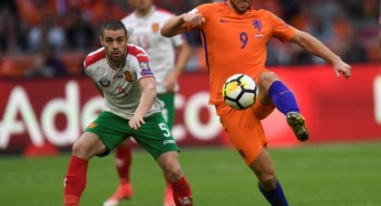 Tottenham aim to offload Vincent Janssen in January