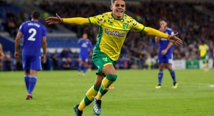 Manchester United to switch attention to teenage Norwich City sensation Max Aarons