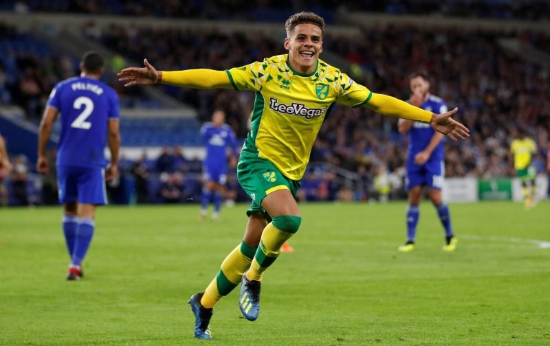 Shoot for the Stars: Norwich City full-back Max Aarons