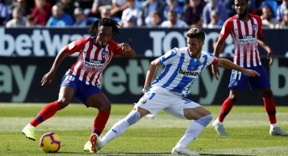 Arsenal and Newcastle in for Atletico Madrid's Gelson Martins