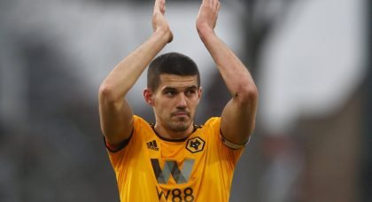 Liverpool and Arsenal weigh up swoop for Wolves skipper