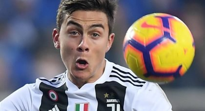Man United considering £120million move for Juventus star Paulo Dybala if Romelu Lukaku leaves