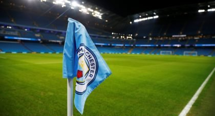 Man City strike deal for exciting £7million teenage midfielder