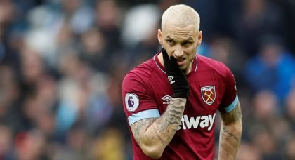 Spurs could hijack Marko Arnautovic's proposed China move