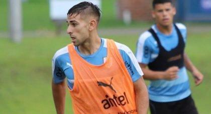 Premier League quartet scouting Uruguay starlet Nicolas Acevedo
