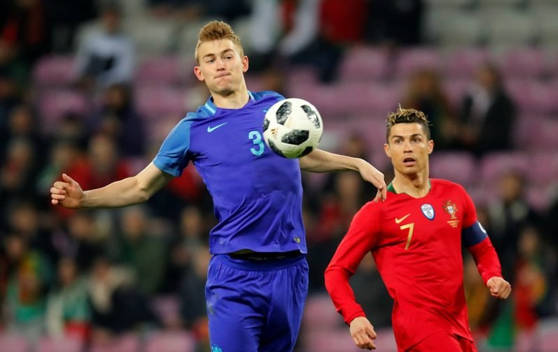 Arsenal have joined the race to sign Ajax and Netherlands defender Matthijs De Ligt