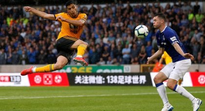 Shoot's Everton vs Wolves Combined XI