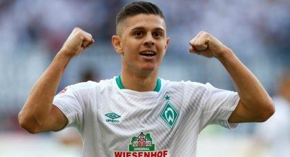 Crystal Palace keen on Werder Bremen winger Milot Rashica