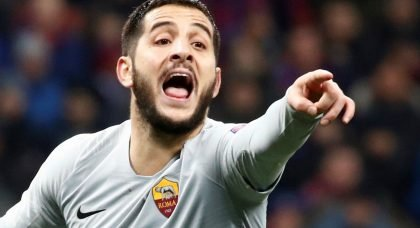 Manchester United lead race to sign Kostas Manolas from AS Roma