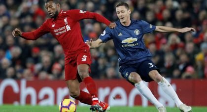 Shoot!'s Manchester United vs Liverpool Combined XI