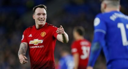 Manchester United ready new Phil Jones contract