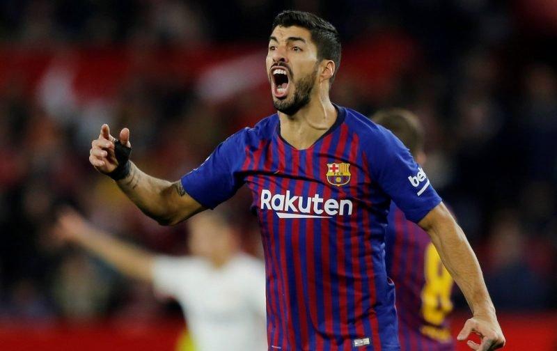 Manchester United fail in move for Barcelona striker Luis Suarez