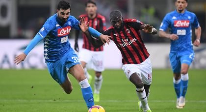 Chelsea midfielder Tiémoué Bakayoko wants permanent Milan switch