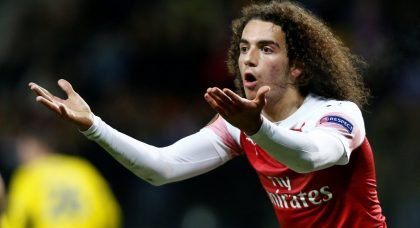 Arsenal put valuation on PSG target Matteo Guendouzi