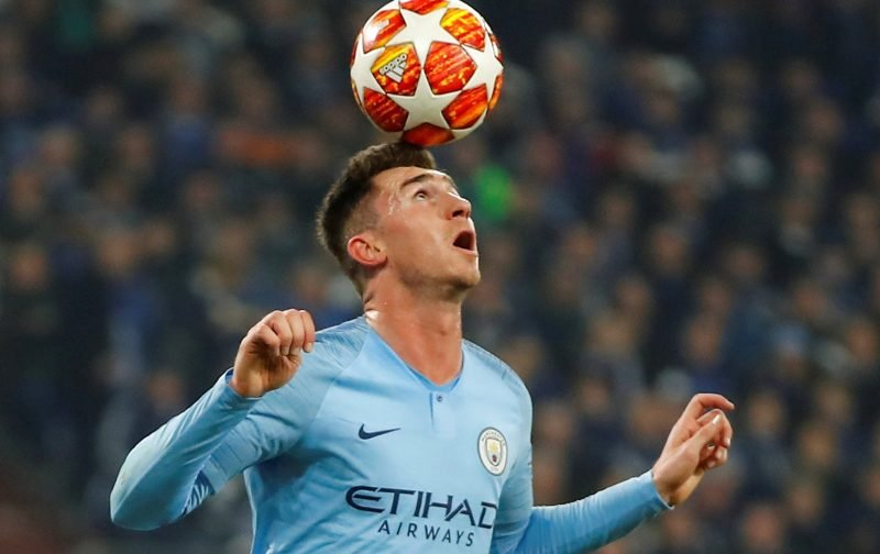 Manchester City defender Aymeric Laporte pens contract extension