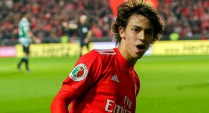 Wolves head Manchester United in race for Benfica starlet Joao Felix