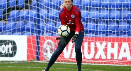 Chelsea goalkeeper Carly Telford signs new deal