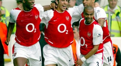 Club Heroes: Arsenal's Invincible Robert Pires