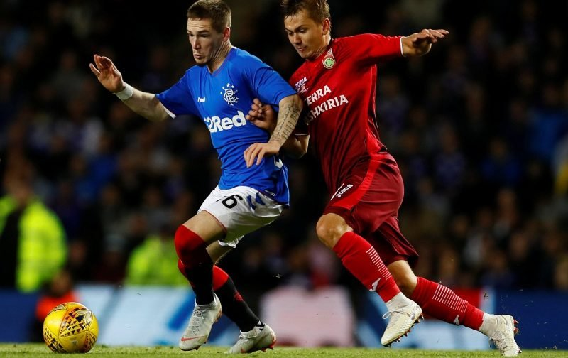 Rangers boss Steven Gerrard faces battle to keep hold of Liverpool starlet Ryan Kent