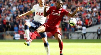 Shoot's Liverpool vs Tottenham Hotspur Combined XI
