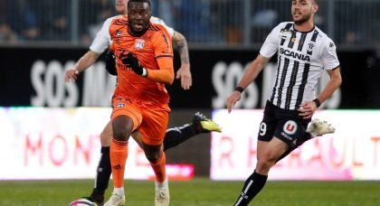Manchester City leading a host of other major clubs for the signing of Tanguy Ndombele Lyon midfielder