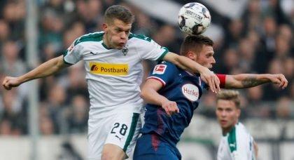 Liverpool keen on Borussia Monchengladbach centre-back Matthias Ginter