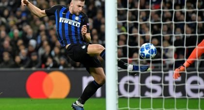 Manchester City plotting transfer deal for Inter Milan defender Milan Skriniar