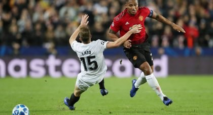 Arsenal 'an option' for Manchester United's Antonio Valencia according to his father and agent