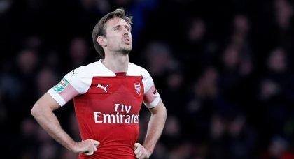 Barcelona interested in Arsenal defender Nacho Monreal