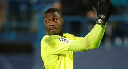 Did You Know? 5 facts about Arsenal transfer target Nicolas Pepe