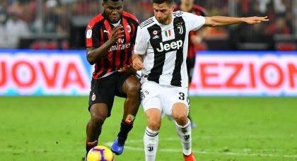 Arsenal head the race to sign AC Milan midfielder Franck Kessie