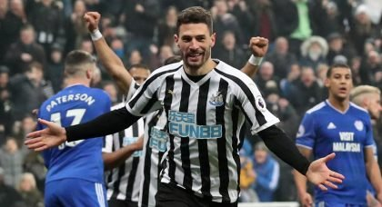 Arsenal and Spurs keen on Newcastle United defender Fabian Schar