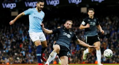 Manchester City and Germany midfielder Ilkay Gundogan considering his future at the Etihad Stadium