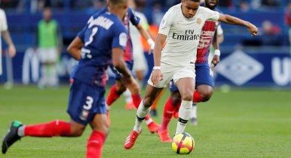 Arsenal boss Unai Emery to revive interest in Paris Saint-Germain midfielder Christopher Nkunku