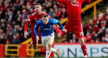 Liverpool winger Ryan Kent wanted on loan by Leeds United