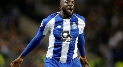 Tottenham Hotspur and West Ham United battle it out to sign Porto striker Moussa Marega