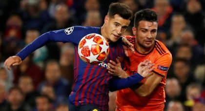 Barcelona prepared to take big loss on Manchester United target Philippe Coutinho