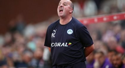 Wigan boss Paul Cook expects his players to dig in ahead of relegation scrap
