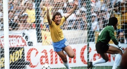 Career in Pictures: Brazilian legend Zico