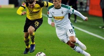 Liverpool make move to sign Borussia Monchengladbach star Thorgan Hazard