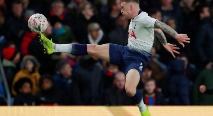 Manchester United keen to sign Tottenham Hotspur right-back Kieran Trippier