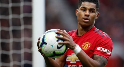 Manchester United to offer striker Marcus Rashford big-money deal to extend Old Trafford stay