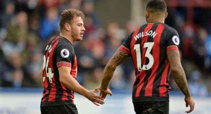 Arsenal are tracking Bournemouth winger Ryan Fraser as they consider summer transfer swoop