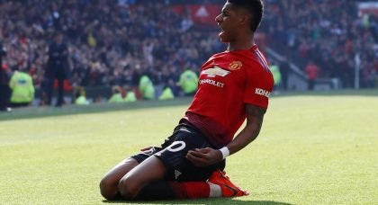 Manchester United braced for big Barcelona offer for striker Marcus Rashford
