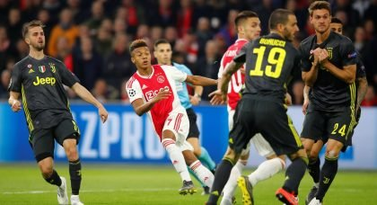 Manchester United join the race to sign in demand Ajax forward David Neres