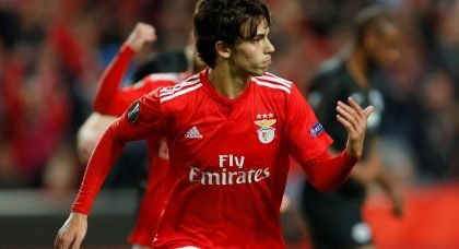 Liverpool make contact with super-agent over possible transfer of rising Benfica star Joao Felix