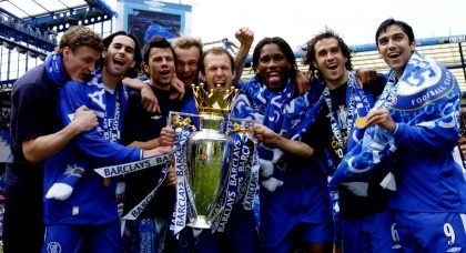 Where are they now? Chelsea's 2004-2005 Premier League winning team