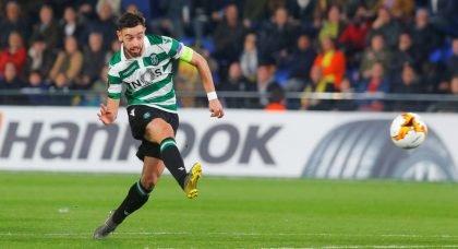 Liverpool bid for in-demand Sporting Lisbon midfielder Bruno Fernandes